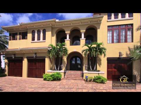 Luxury Waterfront Homes on Davis Islands Tampa, FL