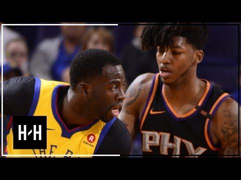 Golden State Warriors vs Phoenix Suns - Highlights   March 17, 2018   2017-18 NBA Season