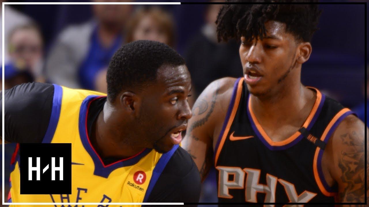 b70fb14212ce Golden State Warriors vs Phoenix Suns - Highlights