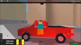 Roblox Ultimate Driving I CLASSIC