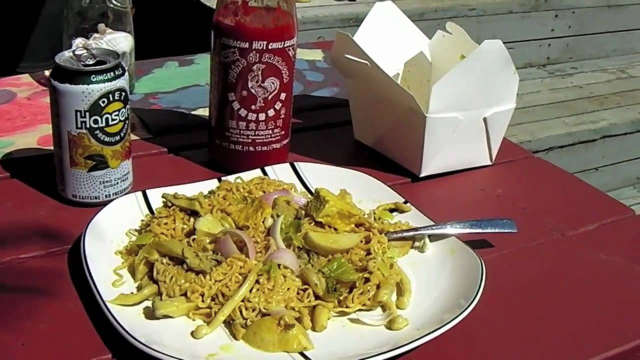 Yum zap thai food cart youtube for Authentic thai cuisine portland or
