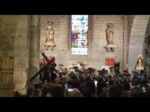 Cuaresma 2019: La A. M. San Salvador en el Pregón de Semana Santa de Avilés (2)