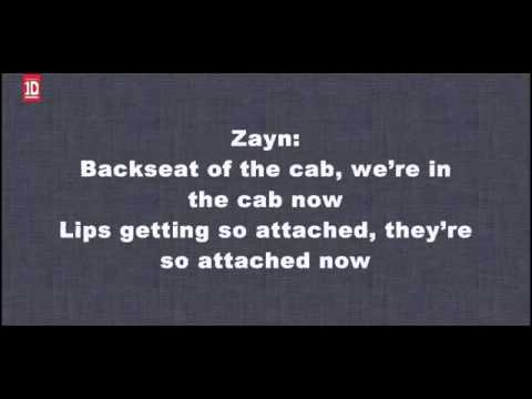 One Direction Little White Lies (Official Music Video Lyrics)