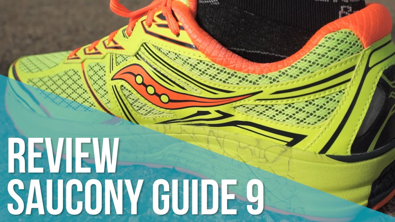 Saucony Guide 9 Test