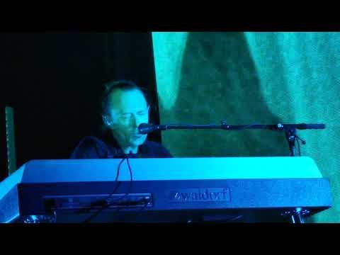 Thom Yorke - Cymbal Rush - Live @ The Greek, Berkeley 2019 - 4k From Rail