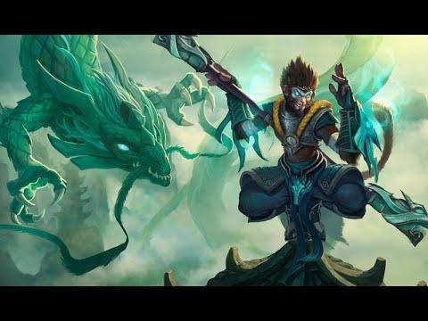 Wukong Vs. Darius    Season 11