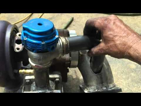 External Wastegate Diagram Dometic Penguin Wiring How To Install A Youtube
