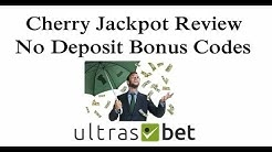 Cherry Jackpot Review & No Deposit Bonus Codes 2019