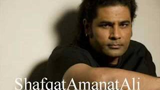 Shafqat Amanat Ali Teri Yaad Aayi Khamoshiyan With Lyrics
