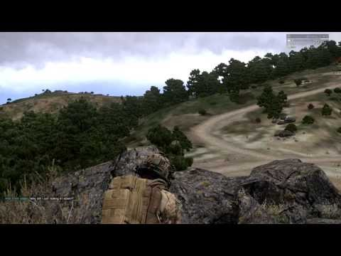Arma 3 Beta gameplay Ep. 9 Desert Marpat
