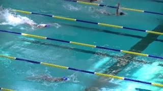 201415 葵涌區學界 聖公會主愛小學 女甲 50米背泳決