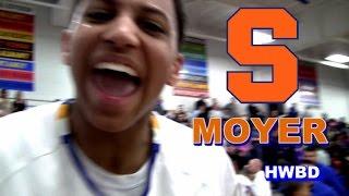 Syracuse Commit Matt Moyer is a Faithful Orangeman - OFFICIAL Junior Season Mixtape