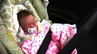 Going to the mall with reborn doll