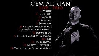Cem Adrian - Odam Kireçtir Benim (Live - Trio)