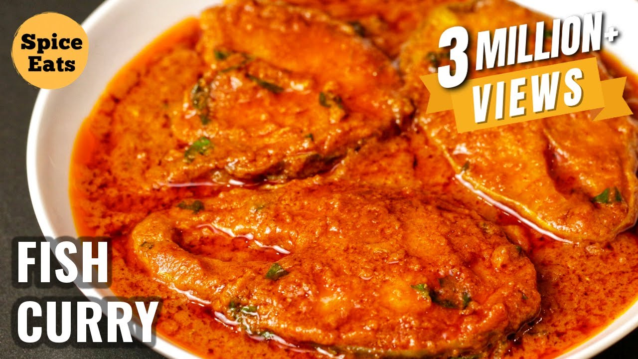 Download FISH CURRY RECIPE   ROHU FISH CURRY   HOW TO MAKE FISH CURRY