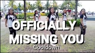 OFFICIALLY MISSING YOU | Cooldown | Zumba® Fitness | JM