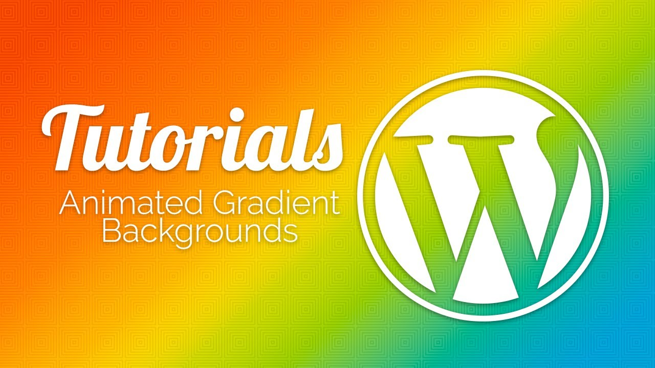 How To Create Animated Gradient Backgrounds in WordPress in CSS - Divi  Tutorial