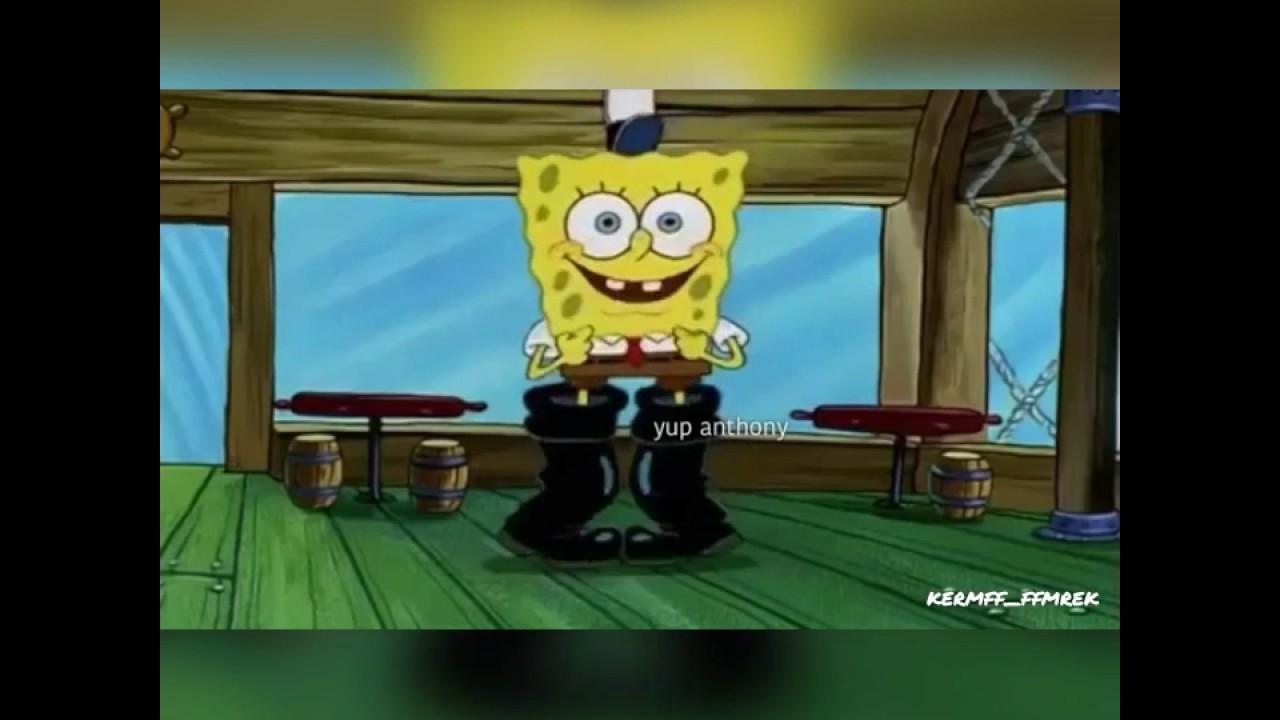 spongebob s boots youtube