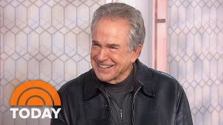 Warren Beatty On New Film 'Rules Don't Apply,' Working With Wife Annette Bening | TODAY