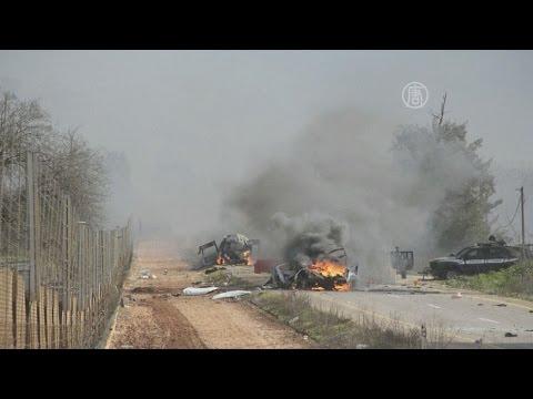 Израиль сохраняет боевую готовность на границе с Ливаном (новости)