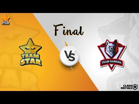 Final de la Liga Star | Team Star vs TeamDark504 | Una final esperada |  a quien le van?