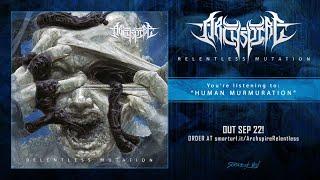 Archspire - Human Murmuration (official premiere)