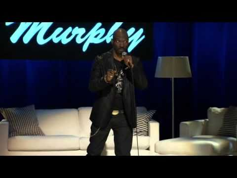 High functioning retard Charlie Murphy I will not apologize
