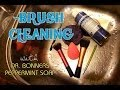 Makeup for Beginners: How to Clean Your Brushes!