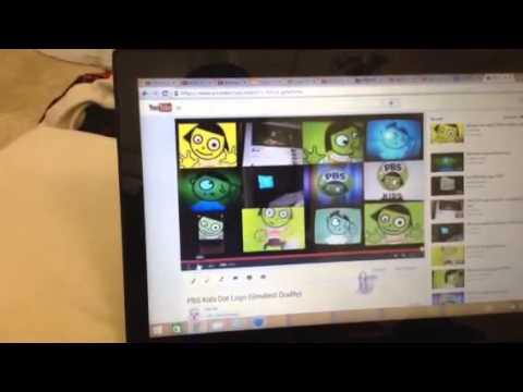 Clippy remixes PBS Kids Dot Logo