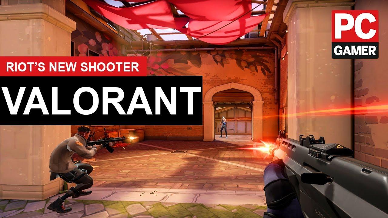 Valorant (PC GAME)-jogo em curso