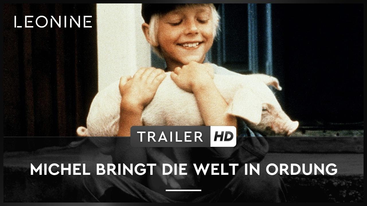 Michel bringt die Welt in Ordung - Trailer (deutsch/german) - YouTube
