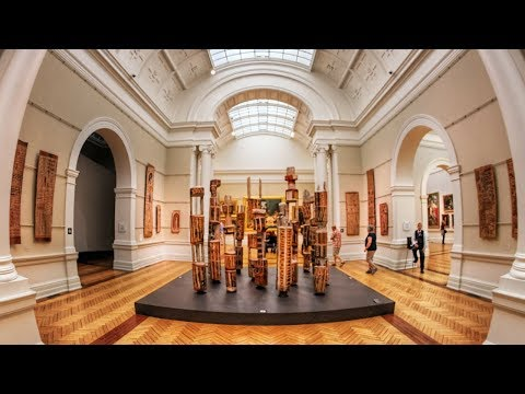 A DAY AT THE ART GALLERY OF NEW SOUTH WALES | SYDNEY AUSTRALIA