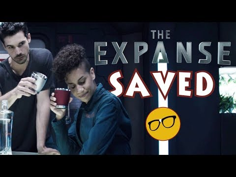 SAVE THE EXPANSE UPDATE | THE EXPANSE SAVED! AMAZON TALKS CONFIRMED