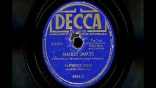 "Lawrence Welk & His Orchestra - ""Mairzy Doats & ""Don"