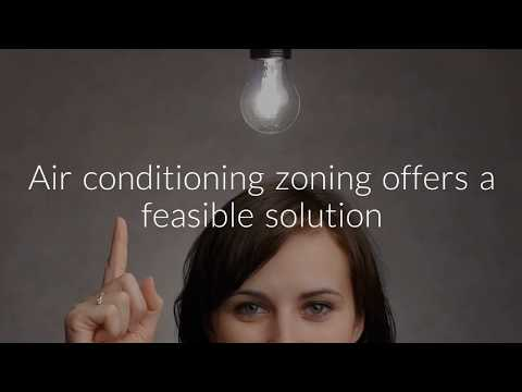 Air Conditioning Zoning: The Solution for Reducing Energy Consumption