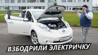 Ставим предпусковой подогреватель Webasto на электромобиль! | Техническая программа