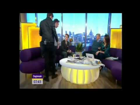 McFLY Interview at Daybreak