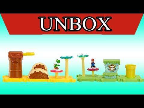 Unbox [PT-BR] - Pacotes de Expansão: Microland do Mario