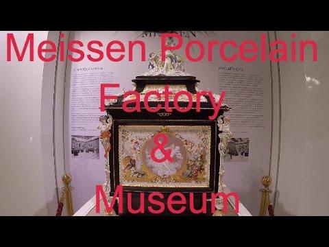 #Meissen Factory - Travel Video