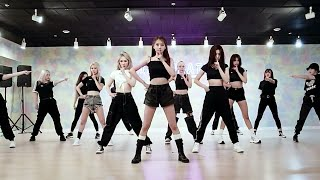 Gambar cover [EVERGLOW - Adios] dance practice mirrored