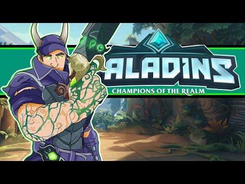Paladins   Un free to play para cualquier PC   Viktor Gameplay