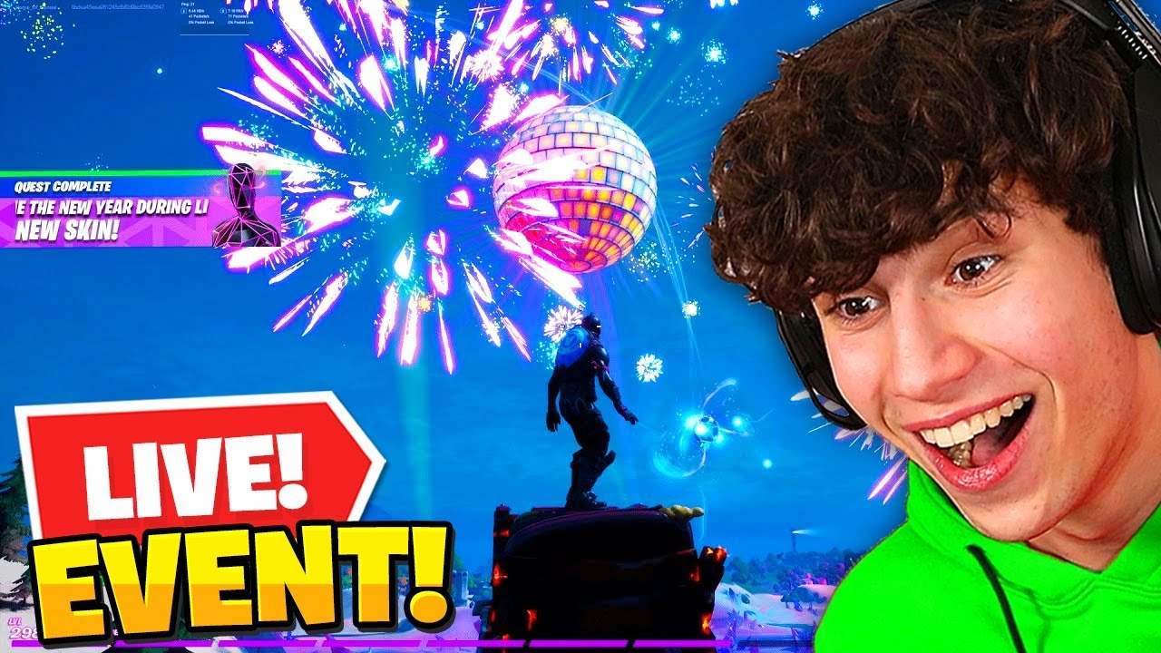 DIT is Fortnite: 2021! (LIVE EVENT)