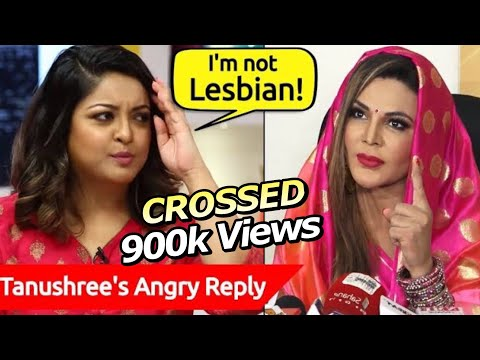 Tanushree Dutta FINALLY Gives Her Statement On Rakhi Sawant's Allegations