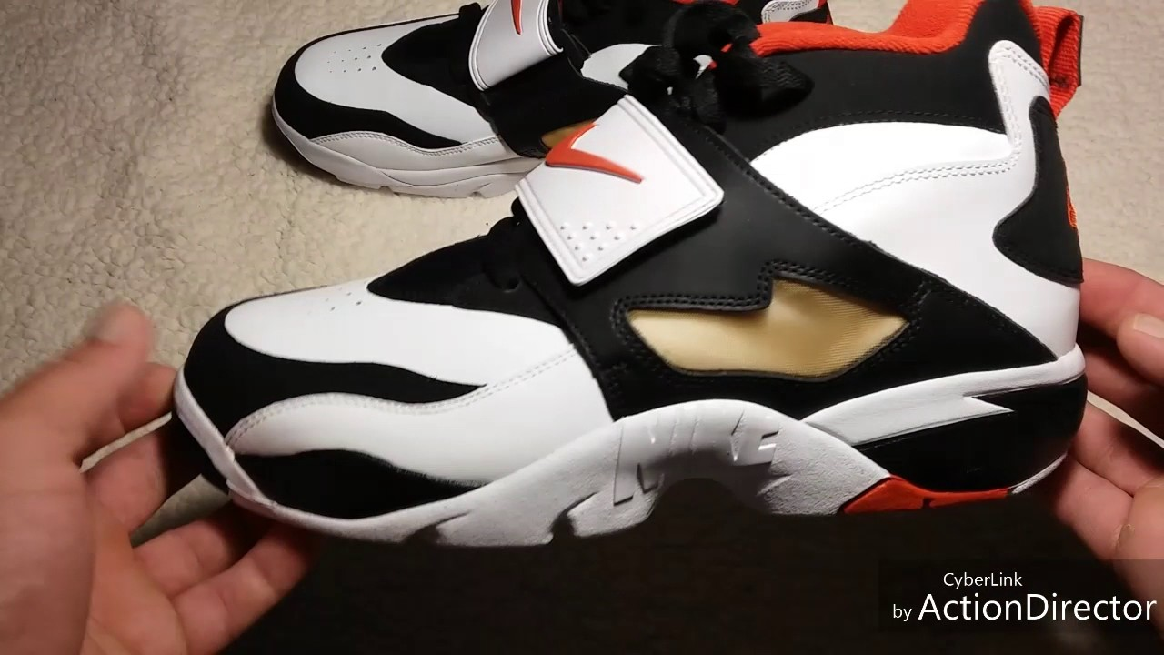 Nike Air Diamond turf Primetime Deion Sanders Atlanta Falcons shoes first  look  review c15520c49f