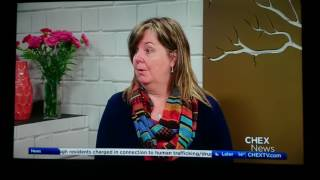 CHEX TV Morning Show - 2017 Ptbo Musicfest Line-Up Interview
