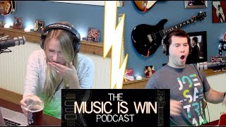 StevieT Collab, Europe vs. USA, and Buckethead's Heart - The Music is Win Podcast | Ep. 3