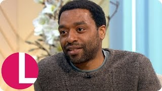 Chiwetel Ejiofor on The Lion King and Reuniting with Angelina Jolie in Maleficent 2  Lorraine
