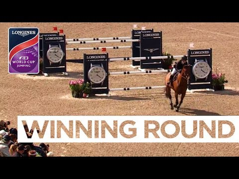 Hometown Hero! Lapierre's Winning Round | Longines FEI World Cup™ Jumping NAL - Bromont  2017/18