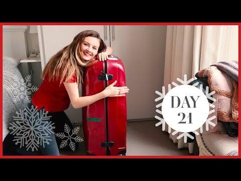 DRIVING HOME FOR CHRISTMAS | Vlogmas #21