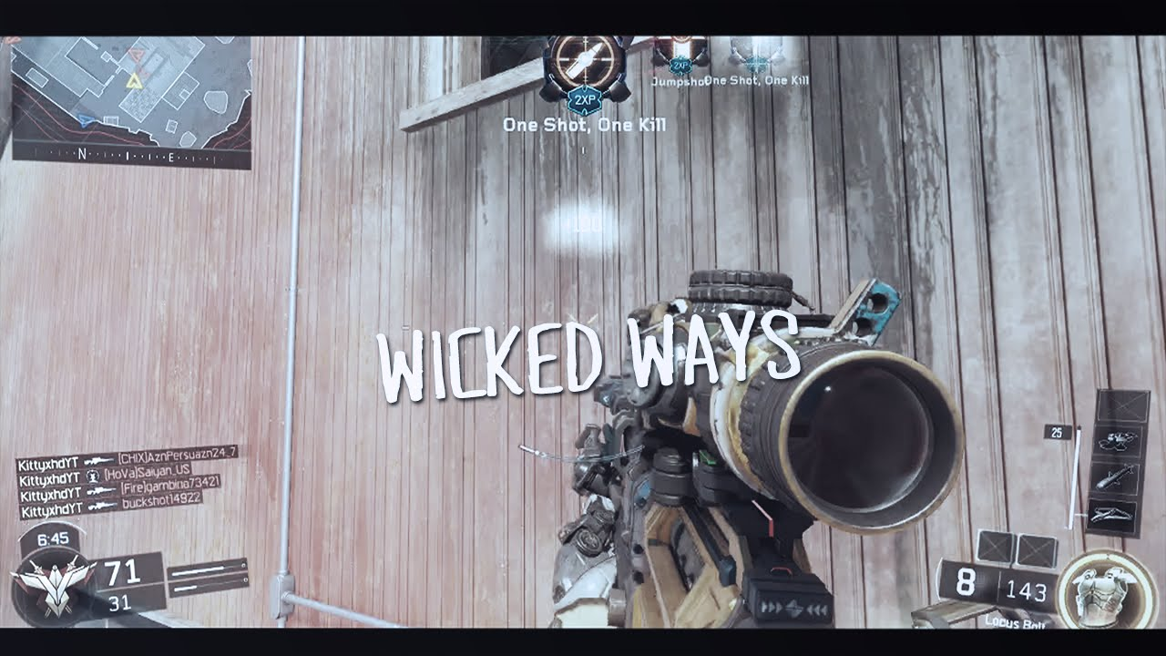 FaZe Kitty - ' Wicked Ways '